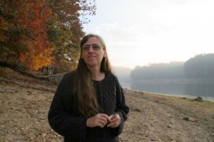 Marge Hulburt at Rocky Gorge Reservoir